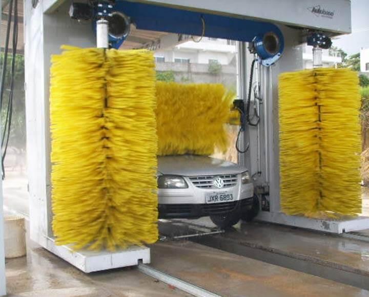Car Wash Brush >> Auto Wash Brush For Car Washing Accessory Foamtech