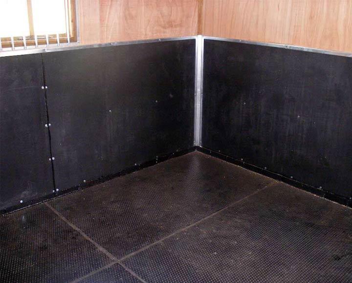 Horse Stall Wall Mat Stall Wall Cushion Foamtech
