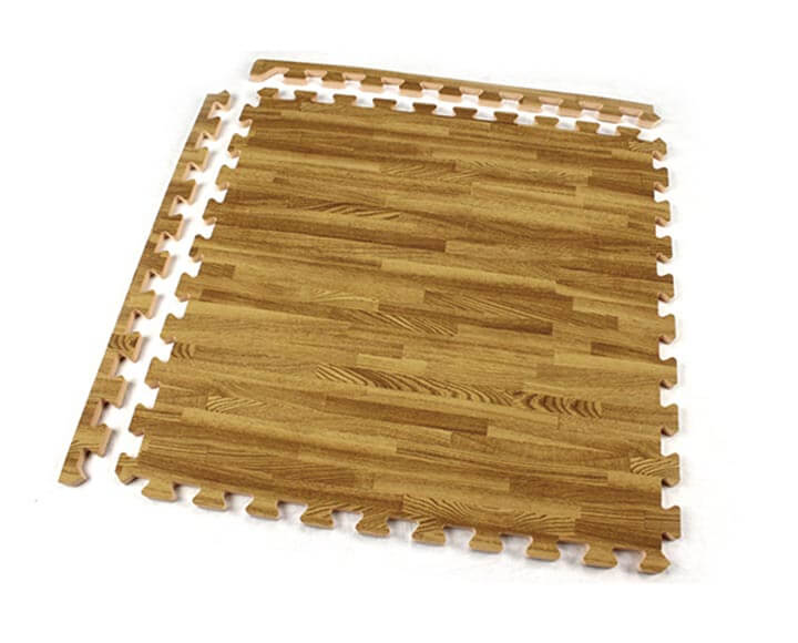 Interlocking Foam Mats For Household Use Foamtech