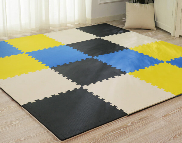 Eva foam puzzle mats the best buying guide foamtech for Best type of carpet to buy