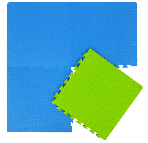 1 always check with foam mats supplier for of foam size color and discount before purchase 2 before buying consider where you will put