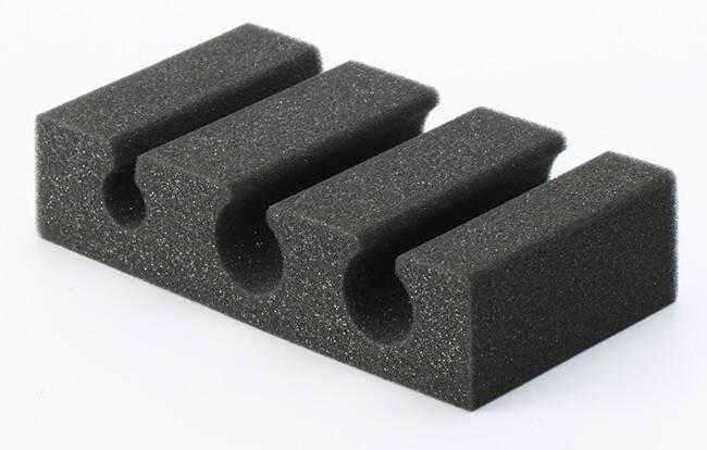 Polyurethane Foam Containers : Foam packaging insert best selection guide foamtech